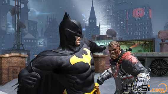 蝙蝠侠诞生 女主角