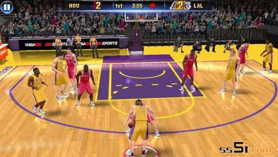 NBA 2K14 ios版下载