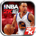 NBA 2K16 iphone/ipad版下载